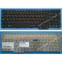 Клавиатура для ноутбука Acer Aspire 5335, 5735, 6530G, 6930G, 7000, 7100, 7110, 7710,7520, 9300, 9301, 9302, 9303, 9304, 9305, 9400, 9410, 9420, Extensa 5235, 5635, 7220, 7620, TravelMate 5100 (RU) черная [00101]