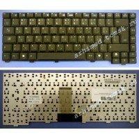 Клавиатура для ноутбука Asus A3, A3000, A6, A6000, A9, Z9, Z81 (RU) черная, матовая [00292]