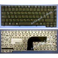 Клавиатура для ноутбука Asus A3A, A3E, A3H, A3V, A3L, F5R, F5RL, A4, A7, R20, M9 (RU) черная [00075]