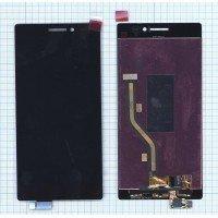Модуль (матрица + тачскрин) Lenovo Vibe X2 черный