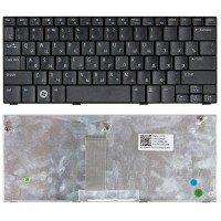 Клавиатура для ноутбука Dell Inspiron mini 10v, 1010, 1011 (RU) черная