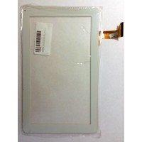 Сенсорное стекло (тачскрин) DH-0926A1-PG-FPC080-V3.0 белое [T00131]