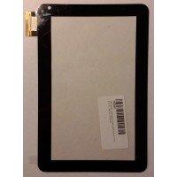 Сенсорное стекло (тачскрин) Acer B1-720, B1-721 черное [T00603]