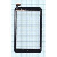 Сенсорное стекло (тачскрин) Asus MeMo Pad 7 ME176 черное