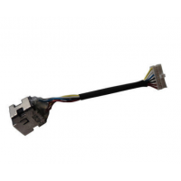 Разъем питания HP G6 G6T G6-1000, G6-1100, DV5-2000, с кабелем [20103]