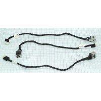 Разъем питания для ноутбука LENOVO B460 B560 V460 с кабелем, коннектор 6.5мм [20509]