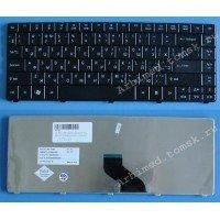 Клавиатура для ноутбука eMachines D440, D442, D640, D528 (RU) черная [00512-2]