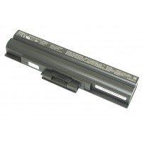 Аккумуляторная батарея VGP-BPS13 для ноутбука Sony Vaio VGN-AW, CS, FW черная (10.8-11.1 В 4400 мАч) Original
