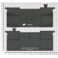 Аккумуляторная батарея (A1375) для ноутбука Apple MacBook Air 11-Inch 35Wh, черная