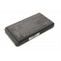 Аккумуляторная батарея для ноутбука Dell Inspiron 1000, 1200, 2200 (10.8/11.1 В 4400 мАч), черная