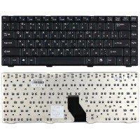 Клавиатура для ноутбука Benq Joybook R43 (RU) черная