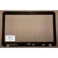 *Б/У* Рамка матрицы (B cover) для ноутбука HP DV6-3110ER (YCT3ILX6TP103ACD495) [BUR0028-1]
