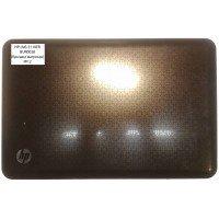 *Б/У* Крышка матрицы (A cover)  для ноутбука HP DV6-3000 (TSA3JLX8TP303BqN492) [BUR0028-5], с разбора
