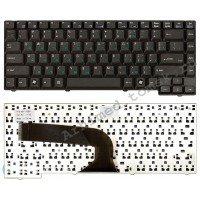 Клавиатура для ноутбука Asus A9RP, Z94, A9T, X50, X51, X58 (RU) черная, матовая [10034]