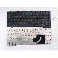 Клавиатура для ноутбука  Asus W2, W2000 (RU) черная, матовая