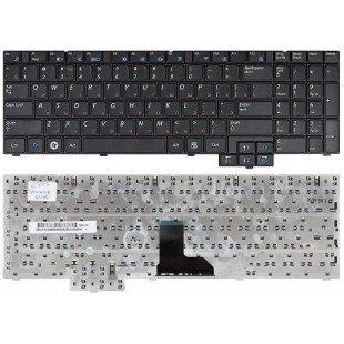Клавиатура для ноутбука Samsung R519, R523, R525, R528, R530, R540, R618, R620, P580, R719 (RU) черная [10032]