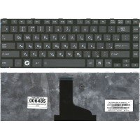 Клавиатура для ноутбука Toshiba L800 L830 (10087) (RU) черная