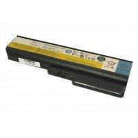 Аккумуляторная батарея для ноутбука Lenovo IdeaPad G450 G550 G555 N500  (10.8-11.1 В 4400 мАч) [B0075]