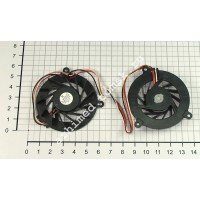 Вентилятор (кулер) для ноутбука  ASUS F3J A8 (4 Pin, длинный провод)