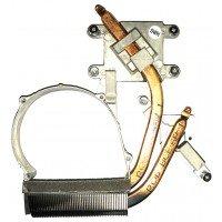 *Б/У* Радиатор для ноутбука DNS SWH-N12P-GV2, 0152059 (ROB BCE-6P 1) [BUR0057-13], с разбора