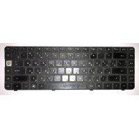 *Б/У* Клавиатура для ноутбука HP G62 G56 CQ56 CQ62 (RU) черная (605922-251) [BUR0058-9], с разбора