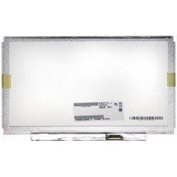 "Матрица 13.3"" B133XW03 v.0 (LED, 1366x768, 40pin справа снизу на доп.панели, глянцевая) !по бокам ушки во всю высоту! [m13302-4]"
