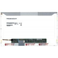 "*Б/У* Матрица 14"" B140XW01 v.8 (LED, 1366x768, 40 pin, слева снизу, глянцевая) [BUR0057-1], с разбора"