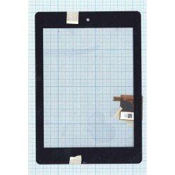 Сенсорное стекло (тачскрин) Acer Iconia Tab A1-810, A1-811 черное